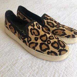 Sam Edelman Leopard Sneakers Shoes